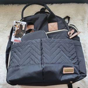 Skip Hop Suite Diaperbag Backpack Set